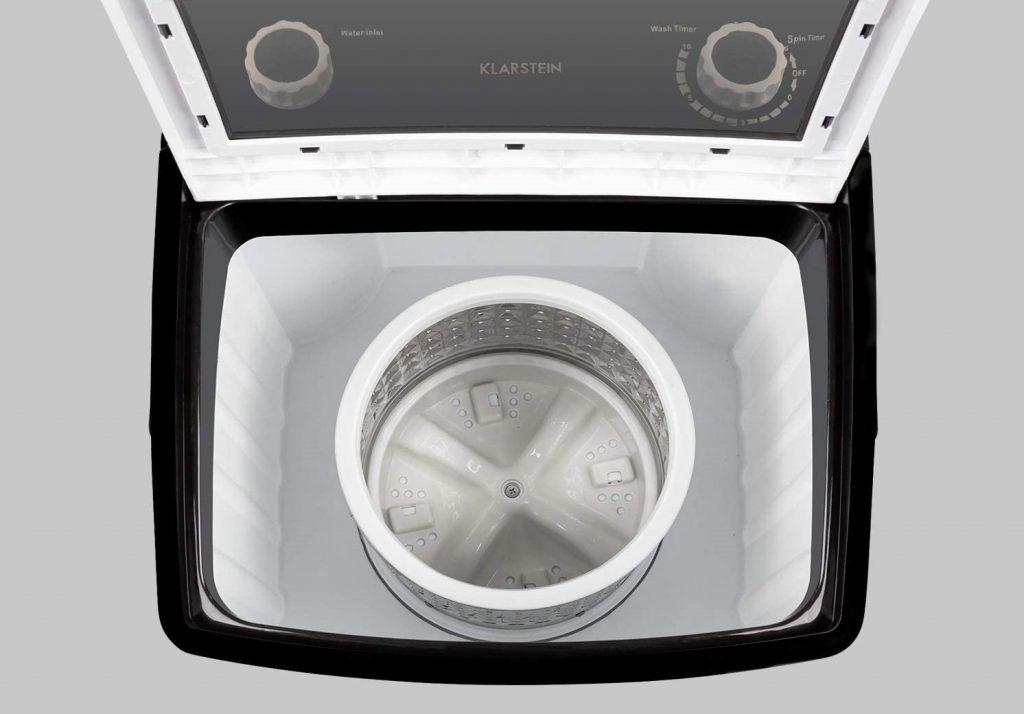 mini-lavadora potente