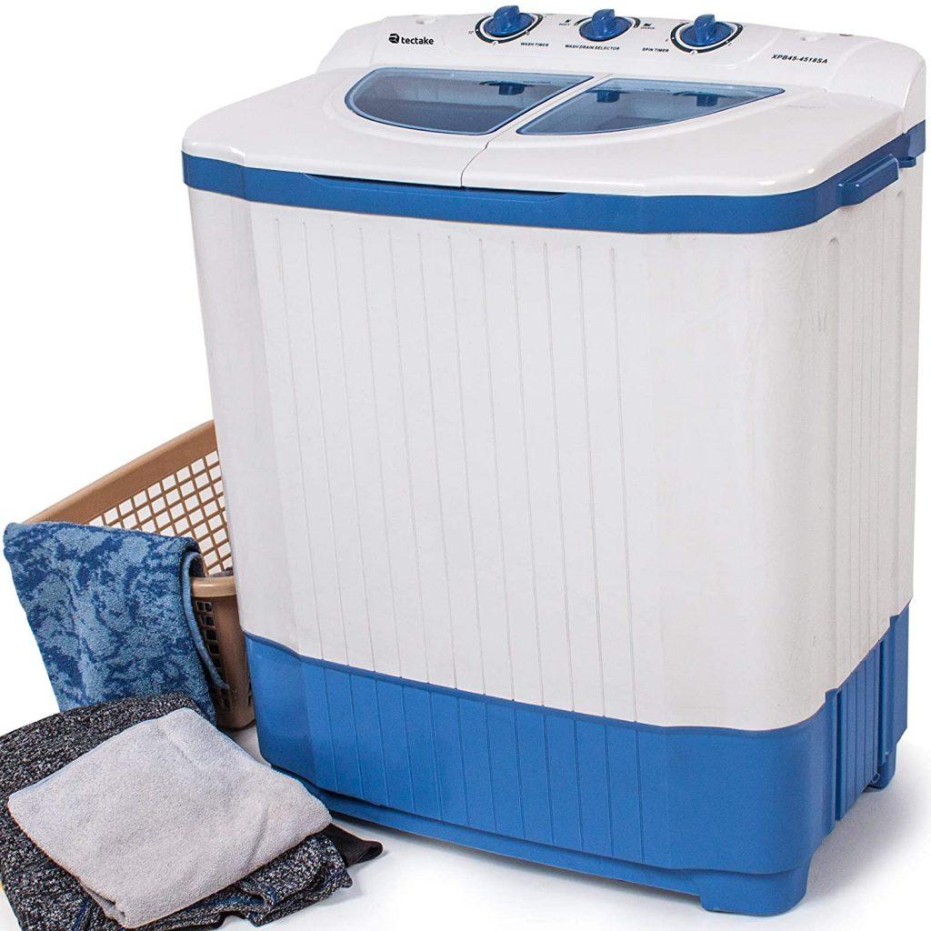 mini lavadora tectake